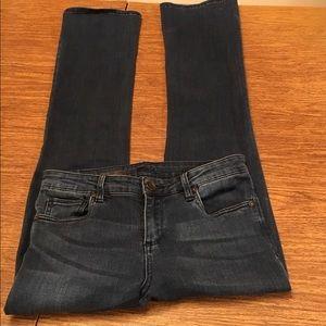 Kut From The Kloth Karen Baby Bootcut Jeans Sz 4
